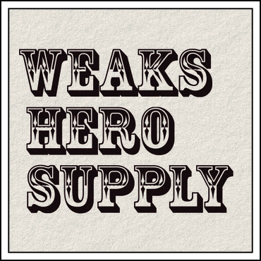 Weaks Hero Supply A Logo, Monogram, or Icon  Draft # 125 by kartodimedjo