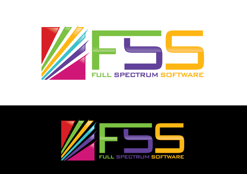 Full Spectrum Software A Logo, Monogram, or Icon  Draft # 70 by neonlite