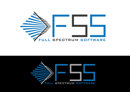 Full Spectrum Software A Logo, Monogram, or Icon  Draft # 71 by neonlite