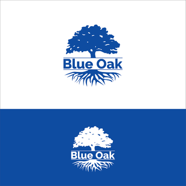 Blue Oak  A Logo, Monogram, or Icon  Draft # 123 by reshmagraphics