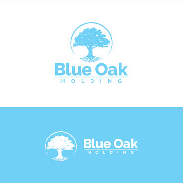 Blue Oak  A Logo, Monogram, or Icon  Draft # 127 by reshmagraphics