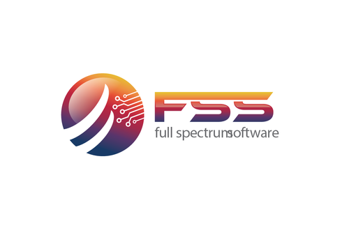 Full Spectrum Software A Logo, Monogram, or Icon  Draft # 84 by LogoXpert
