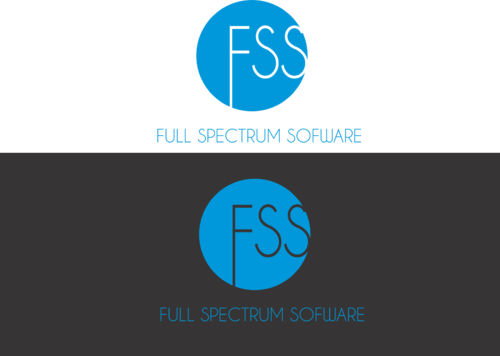 Full Spectrum Software A Logo, Monogram, or Icon  Draft # 108 by bajulijo