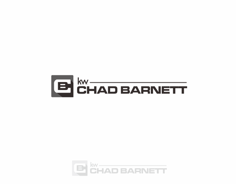 Chad Barnett Logo Winning Design by mohtar