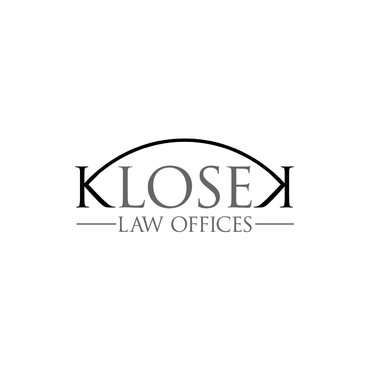 """Klosek Law Offices"" or ""Law Offices of Jack Klosek"" A Logo, Monogram, or Icon  Draft # 331 by desaingaco"