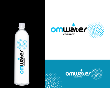 Om Water Company needs new and fresh water bottle label Other  Draft # 43 by simpleway