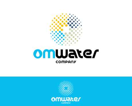 Om Water Company needs new and fresh water bottle label Other  Draft # 44 by simpleway