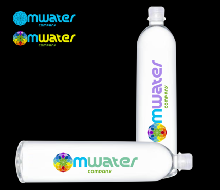 Om Water Company needs new and fresh water bottle label Other  Draft # 47 by simpleway