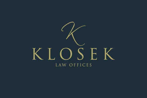 """Klosek Law Offices"" or ""Law Offices of Jack Klosek"" A Logo, Monogram, or Icon  Draft # 513 by logobuilders"