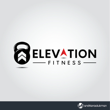 ELEVATION FITNESS A Logo, Monogram, or Icon  Draft # 519 by andrianaalukman
