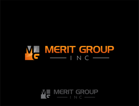 Merit Group Inc. Logo Winning Design by InfoTechDesign