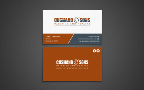 Cusmano & Sons Painting and Repairs