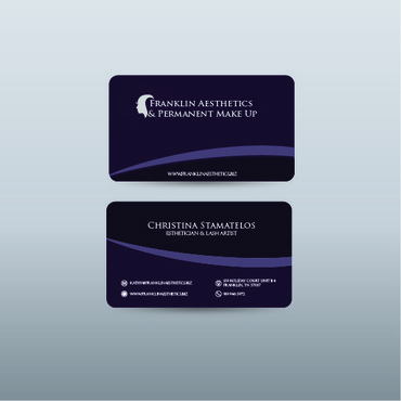 Boutique spa offering specialized result oriented services Business Cards and Stationery  Draft # 4 by riezta06
