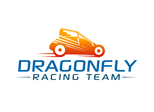 Dragonfly Racing Team A Logo, Monogram, or Icon  Draft # 1 by Adwebicon