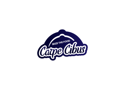 Carpe Cibus A Logo, Monogram, or Icon  Draft # 11 by FauzanZainal