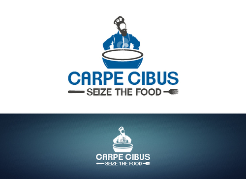 Carpe Cibus A Logo, Monogram, or Icon  Draft # 39 by Adwebicon