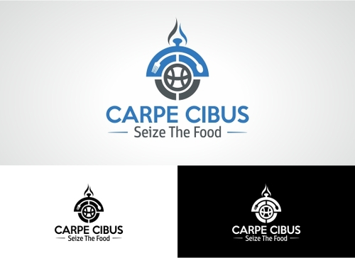 Carpe Cibus A Logo, Monogram, or Icon  Draft # 41 by Adwebicon