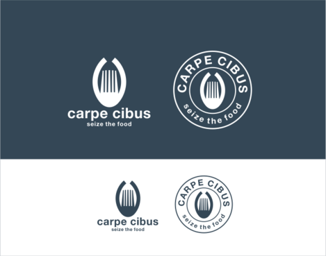 Carpe Cibus A Logo, Monogram, or Icon  Draft # 58 by odc69