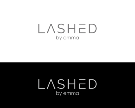 Lashed Logo Winning Design by aguspanz
