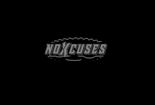 noXcuses A Logo, Monogram, or Icon  Draft # 6 by jackHmill