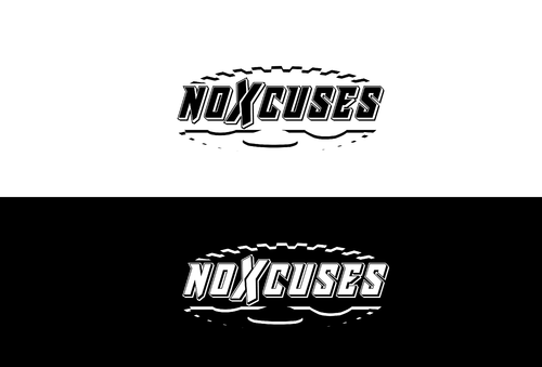noXcuses A Logo, Monogram, or Icon  Draft # 7 by jackHmill
