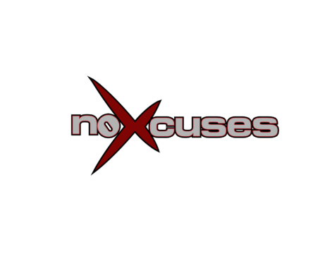 noXcuses A Logo, Monogram, or Icon  Draft # 13 by goodlogo