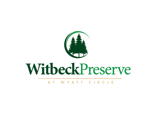 Witbeck Preserve Logo Winning Design by Harni