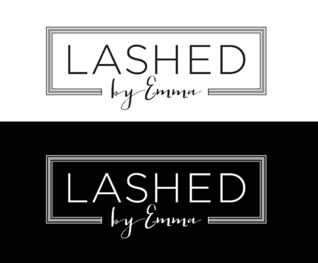 Lashed A Logo, Monogram, or Icon  Draft # 76 by naiko