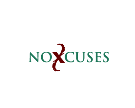 noXcuses A Logo, Monogram, or Icon  Draft # 27 by compaq
