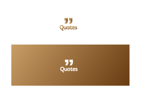 Quotes  A Logo, Monogram, or Icon  Draft # 579 by deside