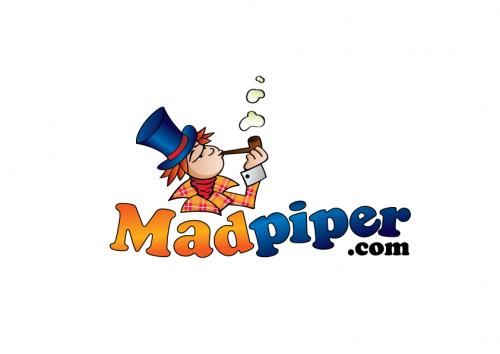 Mad Piper A Logo, Monogram, or Icon  Draft # 90 by adamuk