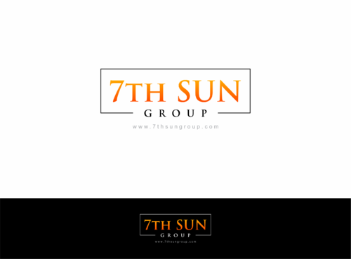 7th Sun Group A Logo, Monogram, or Icon  Draft # 63 by HandsomeRomeo