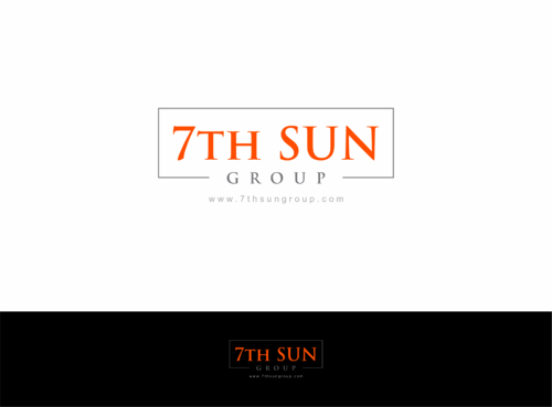 7th Sun Group A Logo, Monogram, or Icon  Draft # 65 by HandsomeRomeo