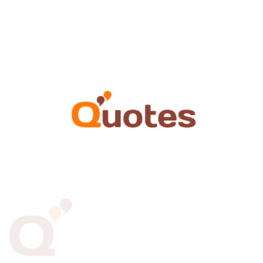 Quotes  A Logo, Monogram, or Icon  Draft # 636 by bazarachid