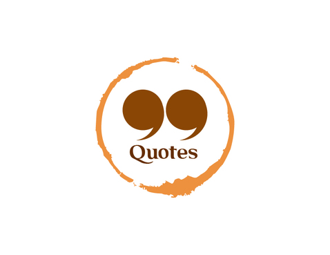 Quotes  A Logo, Monogram, or Icon  Draft # 638 by leinsenap