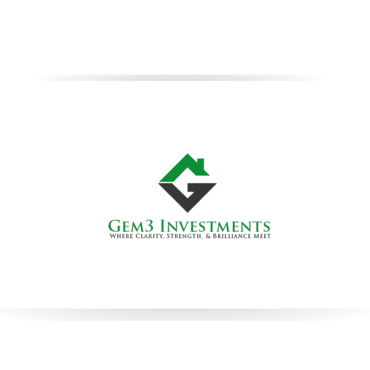 Gem3 Investments LLC A Logo, Monogram, or Icon  Draft # 6 by TheAnsw3r