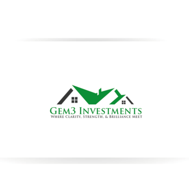 Gem3 Investments LLC A Logo, Monogram, or Icon  Draft # 8 by TheAnsw3r