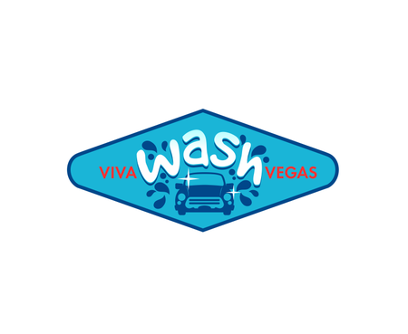 Viva Wash Vegas A Logo, Monogram, or Icon  Draft # 18 by odc69