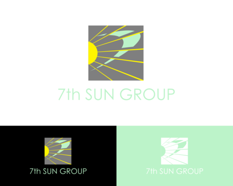 7th Sun Group A Logo, Monogram, or Icon  Draft # 86 by simpleway