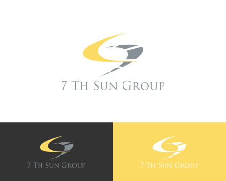 7th Sun Group A Logo, Monogram, or Icon  Draft # 87 by simpleway