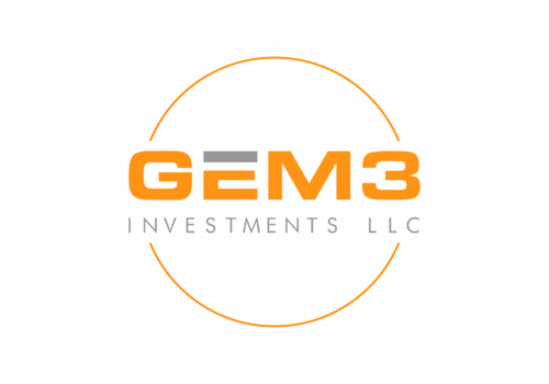 Gem3 Investments LLC A Logo, Monogram, or Icon  Draft # 36 by InfoTechDesign