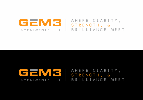 Gem3 Investments LLC A Logo, Monogram, or Icon  Draft # 39 by InfoTechDesign