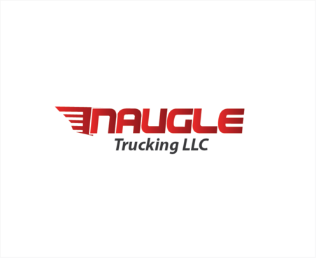 Naugle Trucking LLC A Logo, Monogram, or Icon  Draft # 3 by logoGamerz