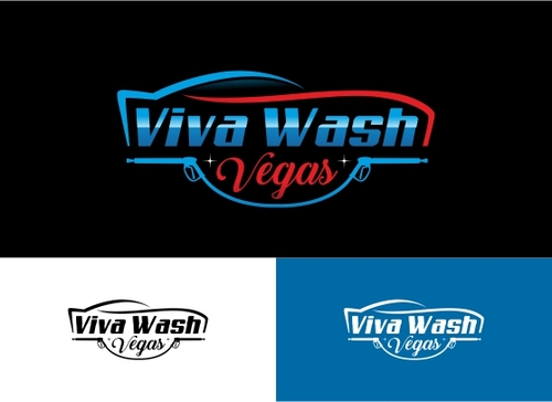 Viva Wash Vegas A Logo, Monogram, or Icon  Draft # 39 by Adwebicon