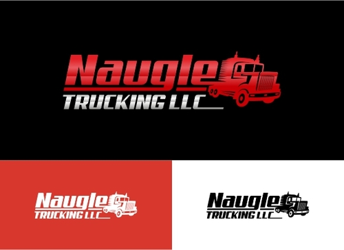 Naugle Trucking LLC A Logo, Monogram, or Icon  Draft # 60 by Adwebicon