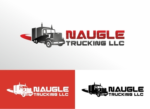 Naugle Trucking LLC A Logo, Monogram, or Icon  Draft # 61 by Adwebicon