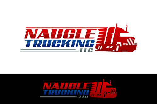 Naugle Trucking LLC A Logo, Monogram, or Icon  Draft # 73 by Filter