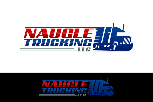 Naugle Trucking LLC A Logo, Monogram, or Icon  Draft # 74 by Filter
