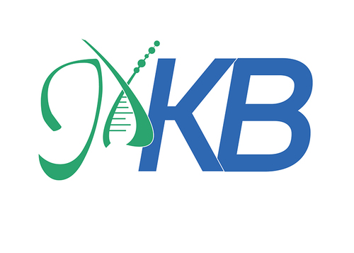 MKR Group a picture of a genetic strand DNA A Logo, Monogram, or Icon  Draft # 9 by EXPartLogo