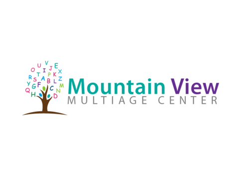 Mountain View Multiage Center A Logo, Monogram, or Icon  Draft # 5 by jazzy